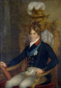 George IV as Grand Master