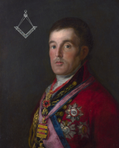 The 1st Duke of Wellington